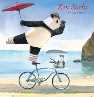Zen Socks by Jon J. Muth