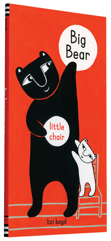 Big Bear Little Chair by Lizi Boyd