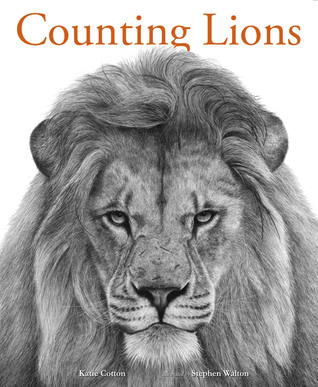 Counting Lions: Portraits from the Wild by Katie Cotton, Illustrated by Stephen Walton