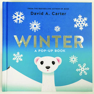 Winter: A Pop-up Book by David A. Carter