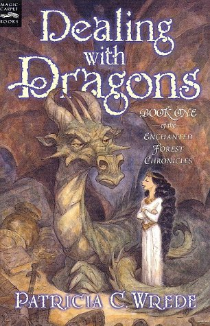 Dealing with Dragons with Patricia C. Wrede