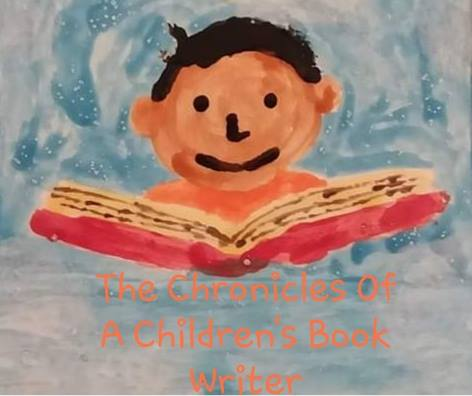The Chronicles Of A Children's Book Writer – Earl Dizon