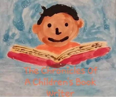 The Chronicles Of A Children's Book Writer – Earl Dizon